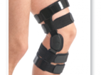 Post Operative Knee Brace (With Hinge)