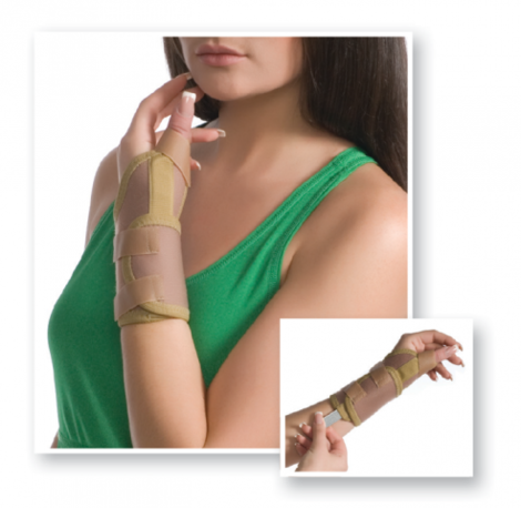 Wrist Wrap with Thumb Fixation