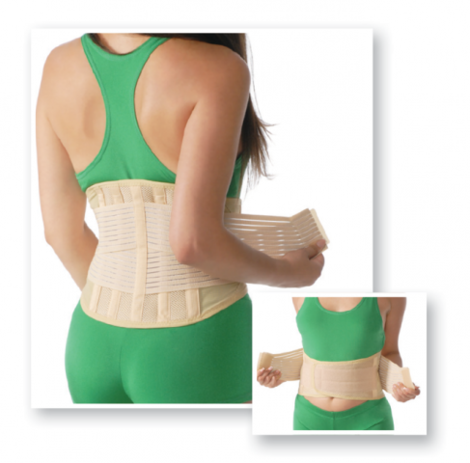 Sacro Lumbar Support Facilitated (25 cm)