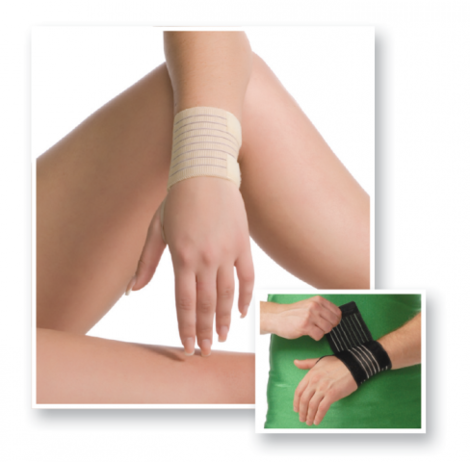 Wrist Wrap Light Fixation