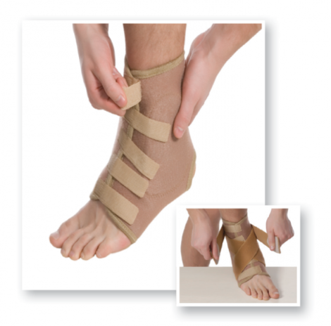 Ankle Support Elastic (Aeroprene)