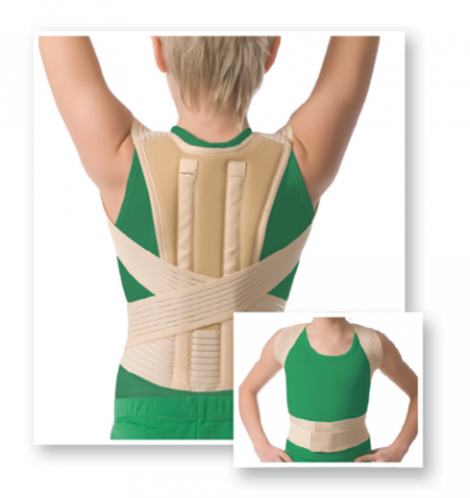 Child Reclinator Posture Support