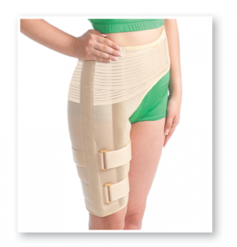 Thigh Support (Hip Stabilizer) Elastic With Stay
