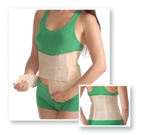 Abdominal Binder Adjustable