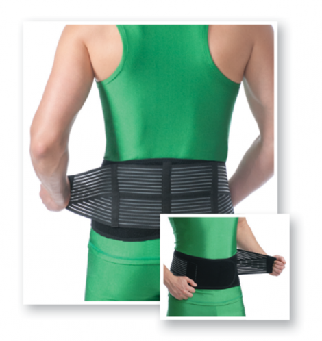 Sacro Lumbar Support (With Renal Pads)