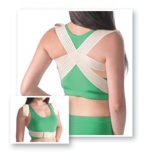 Posture Brace Elastic (Light Fixation)
