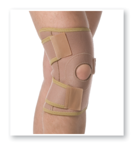 Knee Joint Split Support