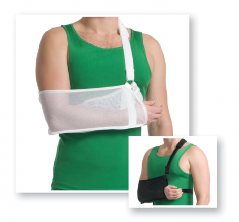 Arm Sling Facilitated
