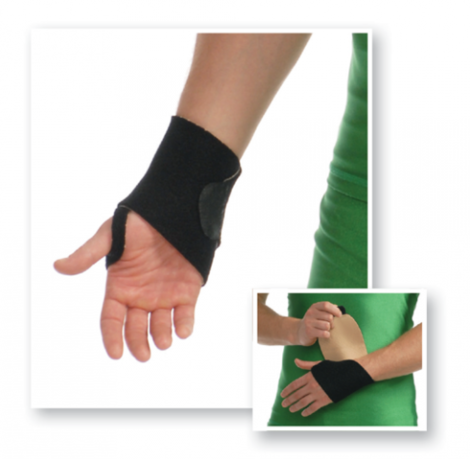 Wrist Wrap Adjustable