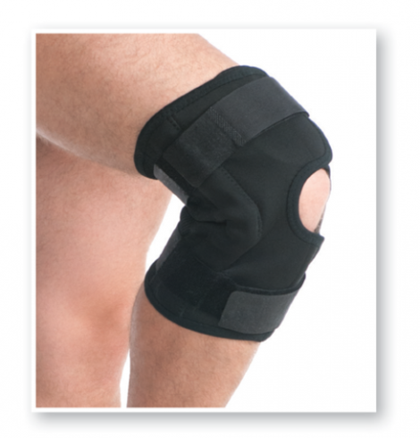 Post-operative Knee Support (With Hinge)