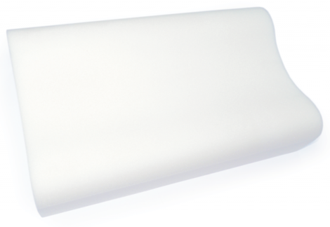 Orthopedic Pillow with Memory Effects (Universal)