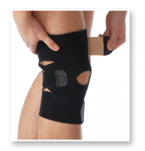 Knee Support Adjustable