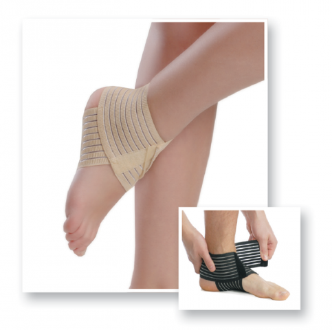 Ankle Support Light Fixation (Art. # 7034)
